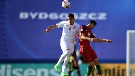 23h00 ngay 20/06, U21 Serbia vs U21 Macedonia: Co hoi khong danh cho ca hai - Anh 2