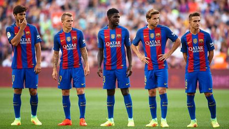 Barcelona con lai gi o La Masia? - Anh 2