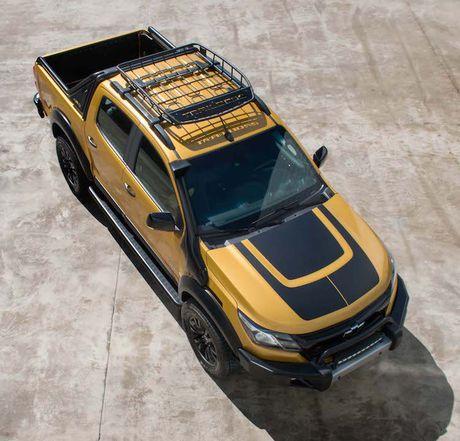Ban tai Chevrolet Colorado do 'full option' chinh hang - Anh 7