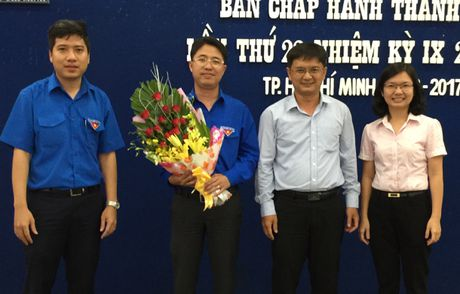 Anh Pham Hong Son duoc bau lam Bi thu Thanh doan TPHCM - Anh 2