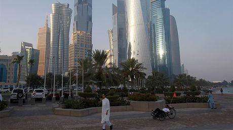 Qatar khong dam phan voi cac nuoc Arab khi van con bi phong toa - Anh 1