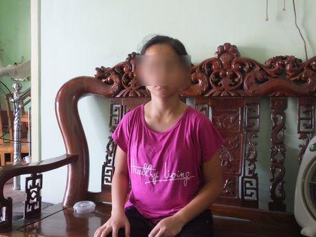Thanh Hoa: Nghi van ga hang xom hai doi be gai 14 tuoi co bau - Anh 1