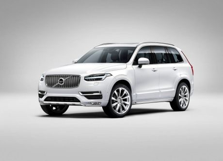 SUV cao cap Volvo XC90 doi 2017 bi trieu hoi do loi day dai an toan - Anh 1
