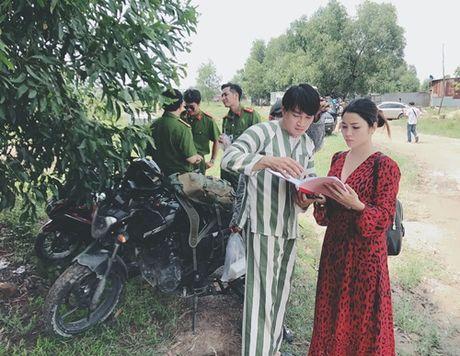 My nhan man anh Yan My: Hanh phuc khi duoc kho tren truong quay - Anh 5
