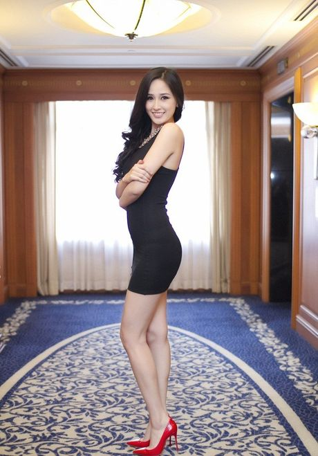 Bang hoang voi than hinh phat tuong cua Hoa hau Mai Phuong Thuy - Anh 5