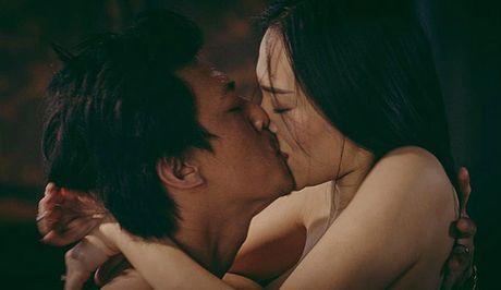 Minh Tu soc nang khi bat gap Ha Viet Dung 'an ai' voi Cao Thuy Linh - Anh 4