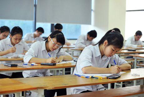 Nhung vat dung thi sinh duoc mang vao phong thi THPT quoc gia 2017 - Anh 1