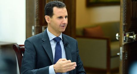 Thuong nghi si My: Assad se lai tai dac cu de dang neu bau cu Syria duoc to chuc - Anh 1
