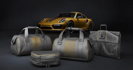 Porsche ra mat 911 Turbo S Exclusive san xuat gioi han 500 chiec - Anh 11