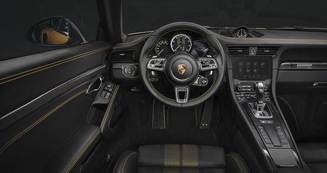 Porsche ra mat 911 Turbo S Exclusive san xuat gioi han 500 chiec - Anh 7