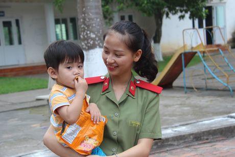 Rang ro them nu cuoi tre tho o Trung tam Bao tro xa hoi so 4 Ba Vi - Anh 5