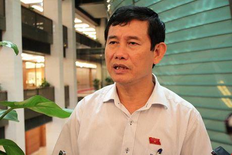 Nhieu dai bieu Cong an phat bieu trach nhiem, co chat luong cao - Anh 1
