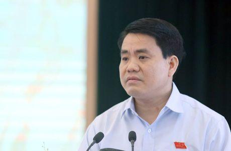 Cu tri muon Ha Noi cong khai can bo thanh pho phai ke khai tai san - Anh 1
