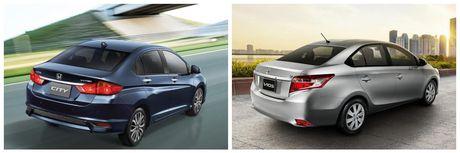 Honda City nang cap phien ban, giam gia 15 trieu 'dua re' cung Toyota Vios - Anh 2