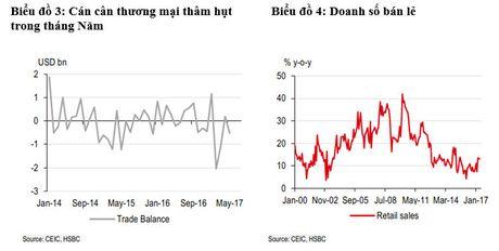 HSBC: Viet Nam se khong noi long tien te du lam phat thap - Anh 2