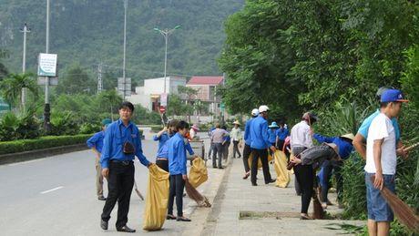 Quang Binh: The giang co trong viec chinh trang do thi tai khu du lich Phong Nha - Ke Bang - Anh 2