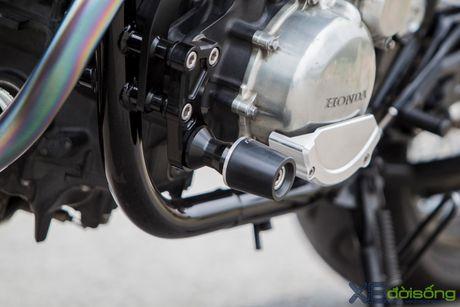 Honda CB1100 do hang 'khung', doc nhat Viet Nam - Anh 17