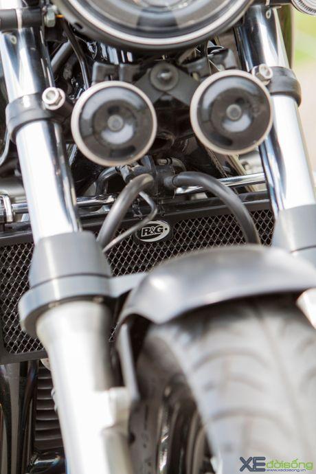 Honda CB1100 do hang 'khung', doc nhat Viet Nam - Anh 18