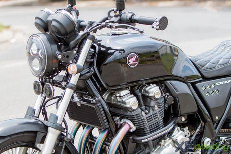 Honda CB1100 do hang 'khung', doc nhat Viet Nam - Anh 22