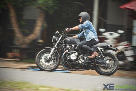 Honda CB1100 do hang 'khung', doc nhat Viet Nam - Anh 25