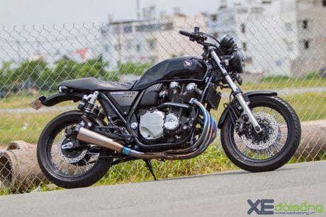 Honda CB1100 do hang 'khung', doc nhat Viet Nam - Anh 3