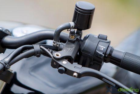Honda CB1100 do hang 'khung', doc nhat Viet Nam - Anh 6