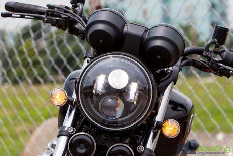 Honda CB1100 do hang 'khung', doc nhat Viet Nam - Anh 8