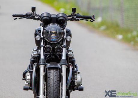 Honda CB1100 do hang 'khung', doc nhat Viet Nam - Anh 9