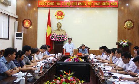 Khan truong xu ly su co tham dap chinh cua ho Nui Coc - Anh 1
