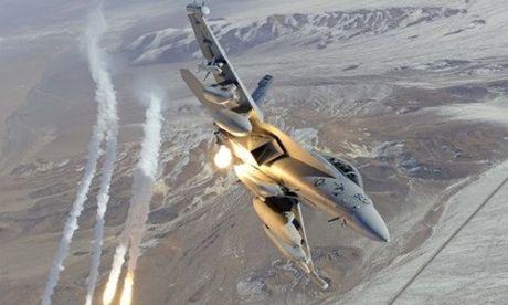 Nga: My ban ha Su-22 Syria la hanh dong gay han quan su - Anh 1