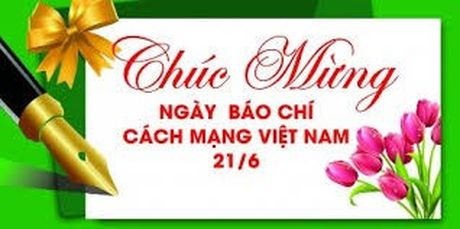 Thu chuc mung cua Bo truong BCT nhan ky niem 92 nam ngay Bao chi Cach mang Viet Nam - Anh 1