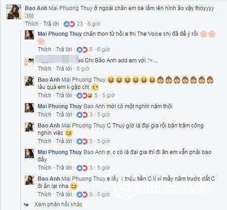 Den Mai Phuong Thuy, Hari Won cung phai ghen ti voi bo phan nay cua Bao Anh - Anh 4