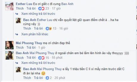 Khong co chieu cao nhung Bao Anh khien Mai Phuong Thuy, Hari Won nguong mo vi dieu nay! - Anh 2