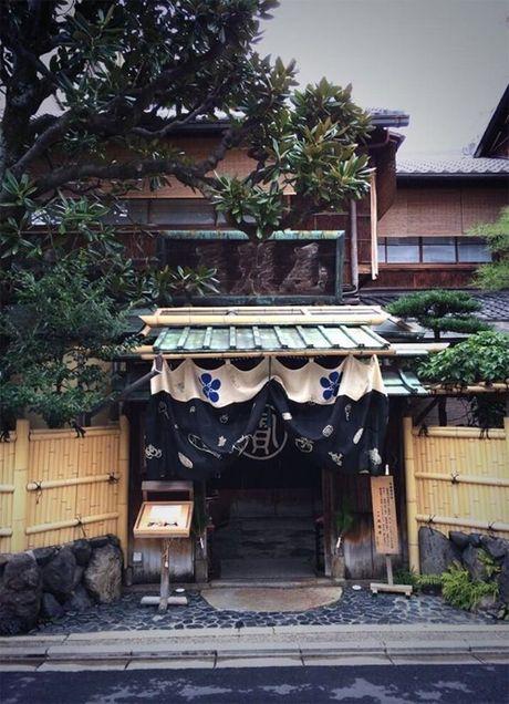 Nha hang my soba hon 550 tuoi - diem dung chan o co do Kyoto - Anh 2