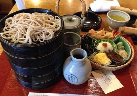 Nha hang my soba hon 550 tuoi - diem dung chan o co do Kyoto - Anh 6
