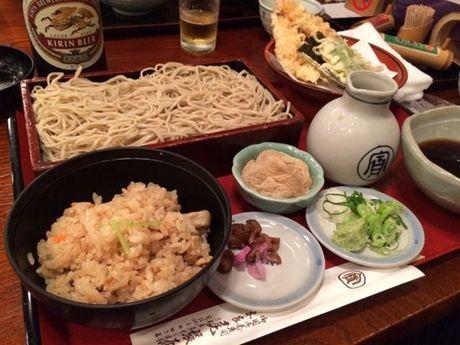 Nha hang my soba hon 550 tuoi - diem dung chan o co do Kyoto - Anh 7
