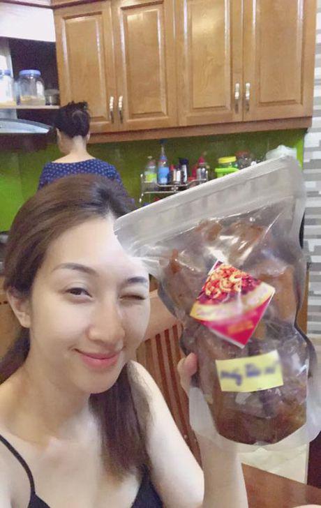Leu Phuong Anh trai long canh bau tang 25kg, nam chat kin giuong sinh, dui gap 3 chong - Anh 5