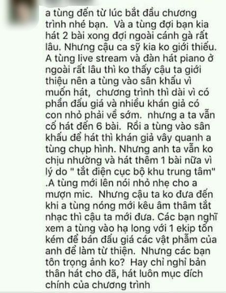 Khan gia chung kien tiet lo su that khac viec Phan Dinh Tung coi thuong dan em - Anh 1