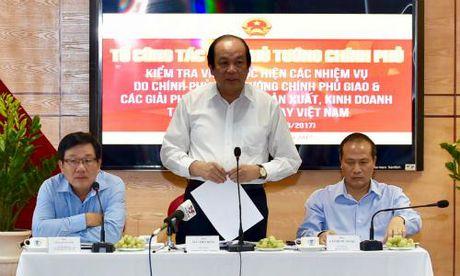 Chu tich Vinatex: Luong tong giam doc 30 trieu, muon tuyen nguoi gioi phai tra 3.000 USD - Anh 1