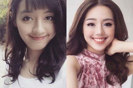 Khanh Linh 'The Face' thua nhan sua mui, nieng rang - Anh 1
