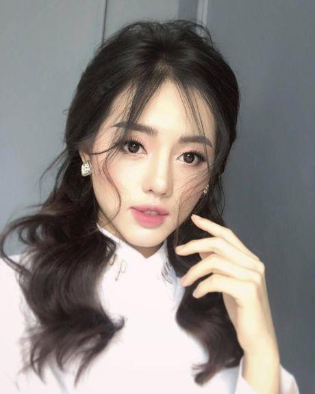 Khanh Linh 'The Face' thua nhan sua mui, nieng rang - Anh 2
