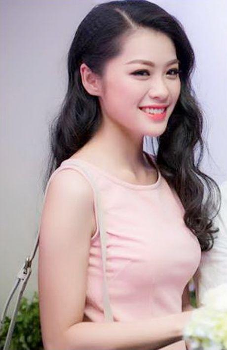 Can canh nhung nguoi dep vao ban ket Hoa khoi Nam Bo 2017 (P2) - Anh 14