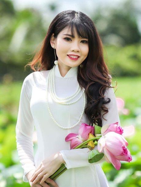 Can canh nhung nguoi dep vao ban ket Hoa khoi Nam Bo 2017 (P2) - Anh 18