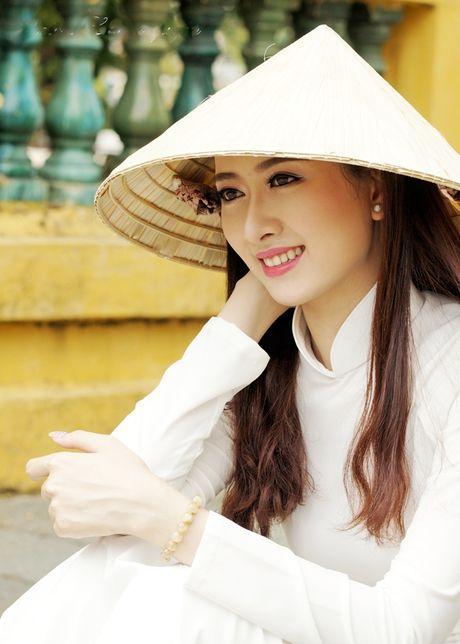 Can canh nhung nguoi dep vao ban ket Hoa khoi Nam Bo 2017 (P2) - Anh 3