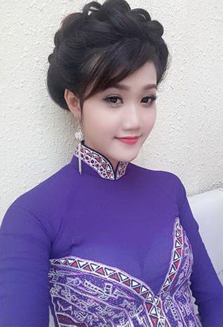 Can canh nhung nguoi dep vao ban ket Hoa khoi Nam Bo 2017 (P2) - Anh 8
