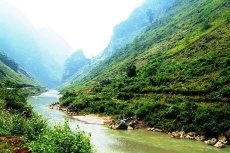 Khanh thanh Nha may Thuy dien Thuan Hoa tren song Mien - Anh 1