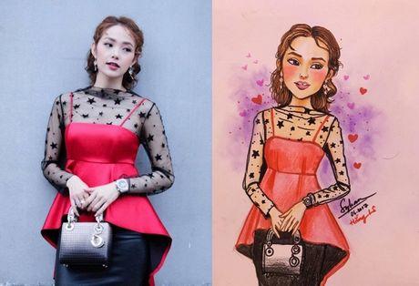 Hoai Linh, My Tam… cung dan sao Viet 'bien hoa' qua net ve chibi day nghe thuat - Anh 7