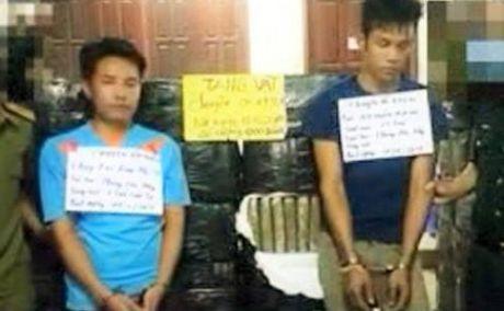 BDBP Ha Tinh bat giu 1.000 banh thuoc phien chuan bi vao Viet Nam - Anh 2