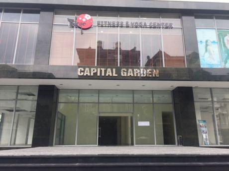 CDT Capital Garden khong thuc hien dung cam ket voi khach hang? - Anh 1