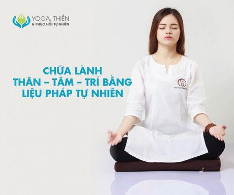 Chua lanh than - tam - tri bang lieu phap tu nhien - Anh 1